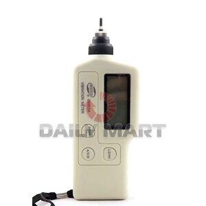 Detalles acerca de Gm63a Digital Sensor De Vibración Medidor Tester  vibrómetro Analizador Portátil de caso- mostrar título original