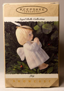 Hallmark-Joy-Angel-Bells-Collection-1995-Keepsake-Ornament