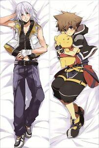 Japan Anime Fujoshi Dakimakura Kingdom Hearts Male Pillow