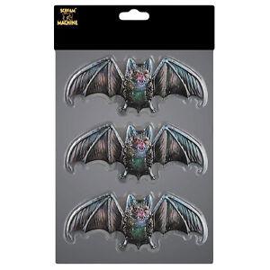 Image Is Loading Scream Machine Bat Pop Up Stickers 3