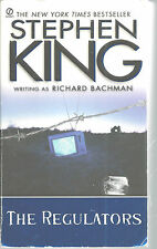 Stephen King Richard Bachman Regulators 1997 Paper Back Book