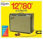 """12"""" 80s Alternative by Various Artists (CD, Aug-2011, 3 Discs, Universal)"""