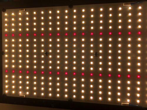 Panel LED QB 130W Samsung LM301H 3.000K HEATSINK QB-288 Grow Light RED 660nm