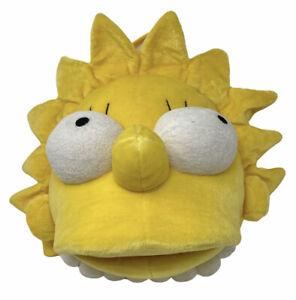 Vintage (1997) The Simpsons Lisa Child's Backpack Rucksack Bag Fox Matt Groening
