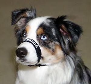 Image Is Loading Dog Muzzles Medium Amp Large Muzzle Adjule