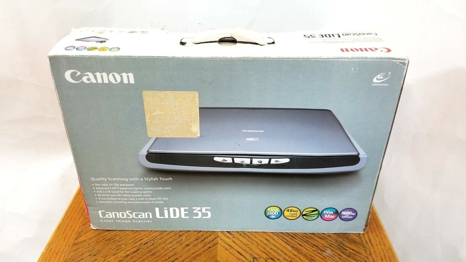 canon lide 35 scanner driver mac os x