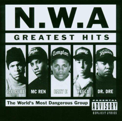 1 of 1 - N.W.A - The Best of N.W.A - N.W.A CD I8VG The Cheap Fast Free Post