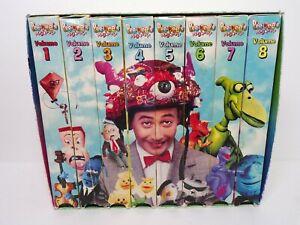 Peewee-s-Playhouse-1-8-VHS-Set-1996