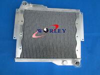 For Rover Mgb Gt V8 1973-1976 73 74 75 Aluminum Radiator