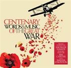 Centenary Words and Music of The Great War Various 0602537848409