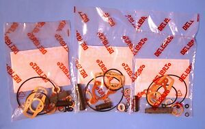 LAVERDA-1000-JOTA-3C-1200-DELLORTO-GENUINE-3-CARBS-GASKET-KITS-SPECIAL-OFFER