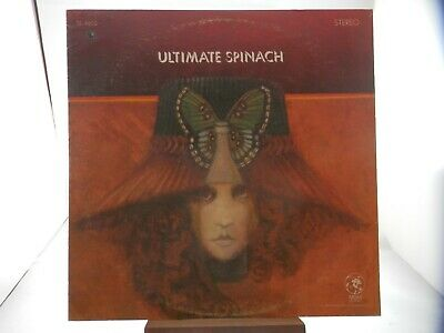Ultimate Spinach Self Titled 3rd Lp Nm Vinyl Jeff