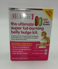 Relacore Extra Ultimate Super Fat-Burning 2-Part System Belly Bulge Kit 140
