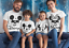 Mickey-Mouse-Family-Matching-T-shirt-DAD-MUM-CUSTOM-Disney-Land-Holiday-Tees miniature 1