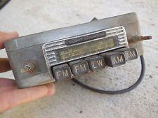 Mercedes Vintage BECKER Grand Prix Am/Fm Car Radio