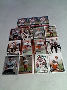 Jerome-Harrison-Lot-of-31-cards-16-DIFFERENT-Football