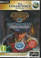 Hidden Expedition Smithsonian Hope Diamond Hidden Object Ce Pc Game