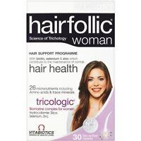 Vitabiotics Wellwoman Tricologic X 60