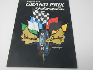 Grand-Prix-of-Indianapolis-Official-Program-Racing-2015