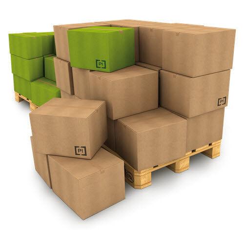 Länge 400-499mm Faltkarton Kisten Versandkarton 1-wellig#14 20 Größen Kartons