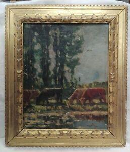 Dipinto-olio-su-cartone-cm-26x32-Antikidea