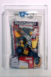 Transformers Cybertron R.i.d.   Mine Afa U90 Nm / mn C90 B90 F95 Hasbro 2005