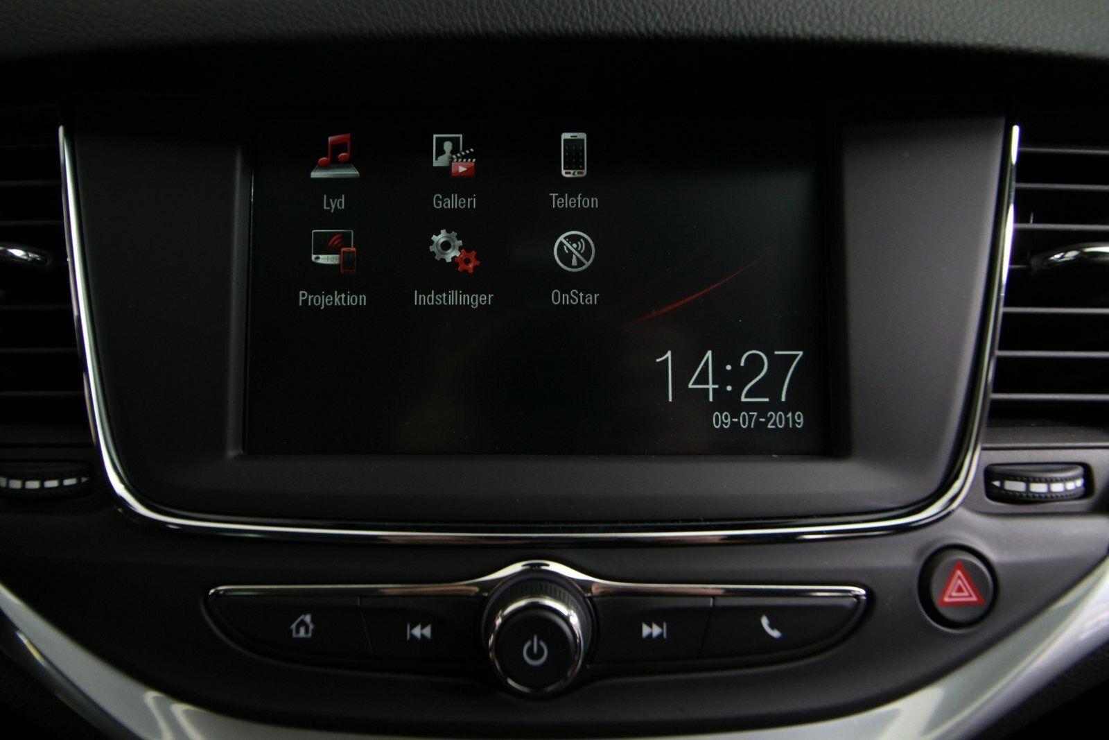 Opel Astra T 150 Innovation aut.