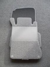 $$$ Lengenfelder Rips Fußmatten für Mercedes Benz W212 S212 E-Klasse + GRAU +NEU