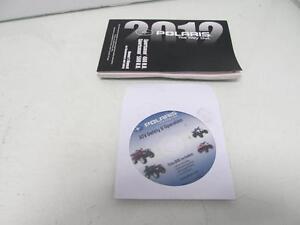 POLARIS-SPORTSMAN-400-500-08-14-2012-12-OWNER-039-S-MANUAL-AND-CD