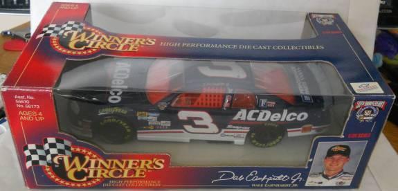 1998 DALE EARNHARDT JR JR JR  3 ACDelco 1 24 75beca