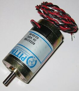 Pittman 8222 Model Boat Electric Motor 7500 Rpm