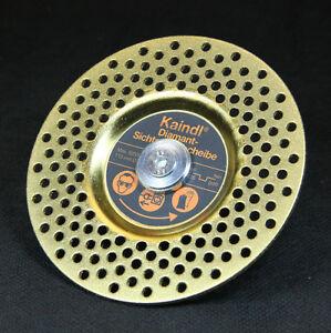 Diamant-Schleifscheibe-Kaindl-9mm-Dorn-TIN-beschichtet-Sichtschleifscheibe