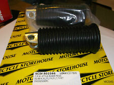MOTORCYCLE STOREHOUSE OEM STYLE RIDER PEGS 1952 - 89 XL /K /FL /FX / BC31540 - T