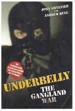 UNDERBELLY __ THE GANGLAND WAR __ JOHN SILVESTER ___  BRAND NEW ___ UK FREEPOST