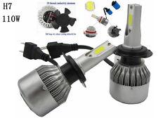 110W 9200LM H7 CREE LED Light Headlight Kit Car Conversion Bulb Kit 6000k 12V