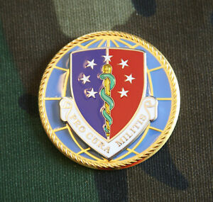 Defense Health Agency Service Badge Regulation Full Size Ebay