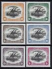 2002 PAPUA NEW GUINEA STAMPS CENTENARY SET OF 6 FINE MINT MNH/MUH LAKATOIS