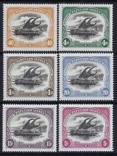 2002 PAPUA NEW GUINEA STAMPS CENTENARY SET OF 6 FINE MINT MNH LAKATOIS