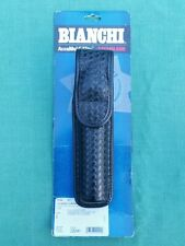 Bianchi 22241 AccuMold Elite Basketweave Compact Covered Flashlight Holder