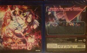 No Game No Life Zero (Blu-ray) | eBay