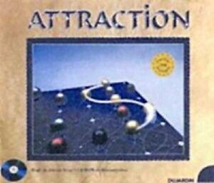 Jeu de société Attraction - Dames chinoises avec planètes - Dujardin 1999