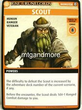 Pathfinder Adventure Card Game - 1x Scout - Rise of the Runelords