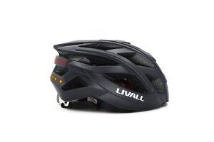 Livall-BH60SE-Smart-Fahrradhelm-Bluetooth-Ruecklicht-Blinker-App-Freisprechen