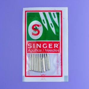 10-Singer-Naehmaschinen-Nadeln-2020-Staerke-70-80-90-100