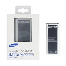 Original OEM Battery Eb-bn910bbe for Samsung Galaxy Note 4 N910a 3220mah NFC