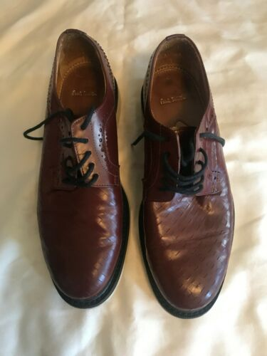 paul smith women's oxfords size 6 pre-owned