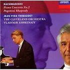 Sergey Rachmaninov - Rachmaninov: Piano Concerto No. 2; Paganini Rhapsody (1994)