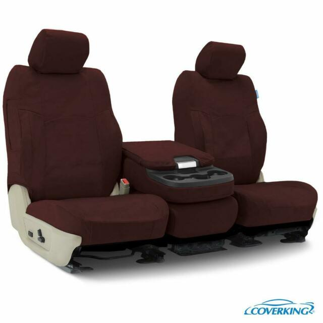 Seat Covers Polycotton Drill For Acura MDX Custom Fit
