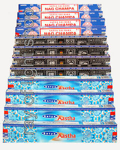 144-Incense-Sticks-Nag-Champa-Super-Hit-Aastha-12-Packs