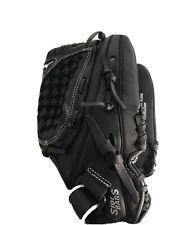 Black Mizuno Womens Prospect Fastpitch GPL1250F2 Utility Model Gloves Size 12.5